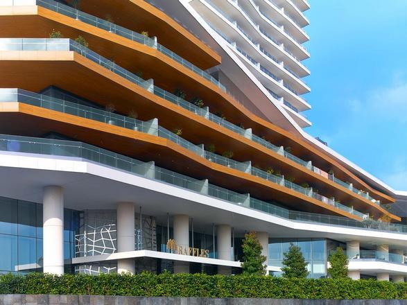 فندق رافلز في اسطنبول
