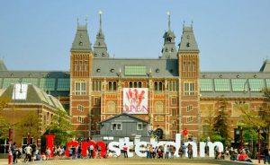 متحف ريكز من اهم الاماكن السياحية في امستردام