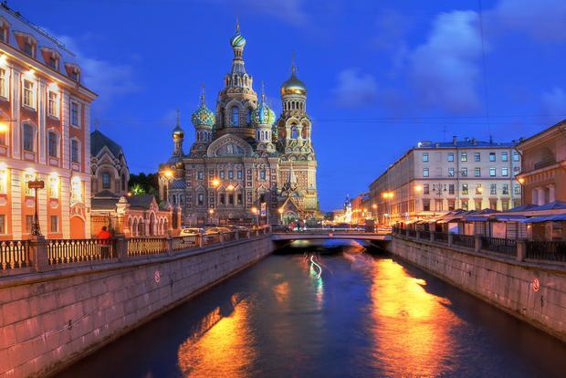 الاماكن السياحية في روسيا