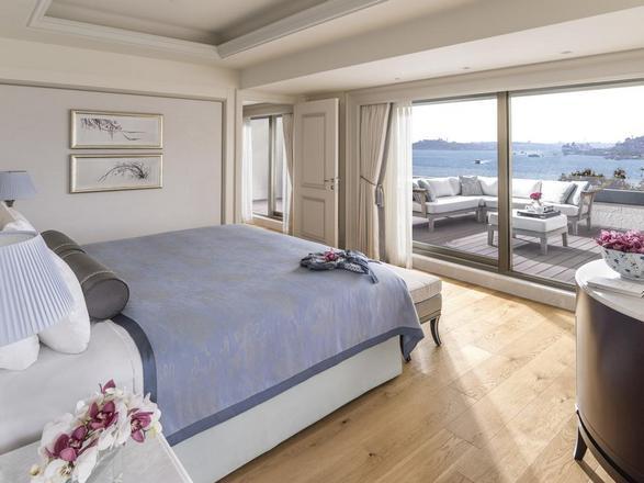 فندق شانغريلا اسطنبول البوسفور