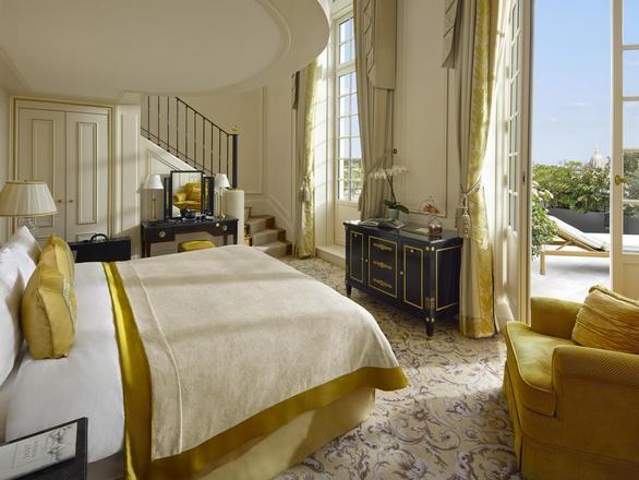 اسعار فندق شانغريلا باريس مُنافسة للعديد من فنادق باريس