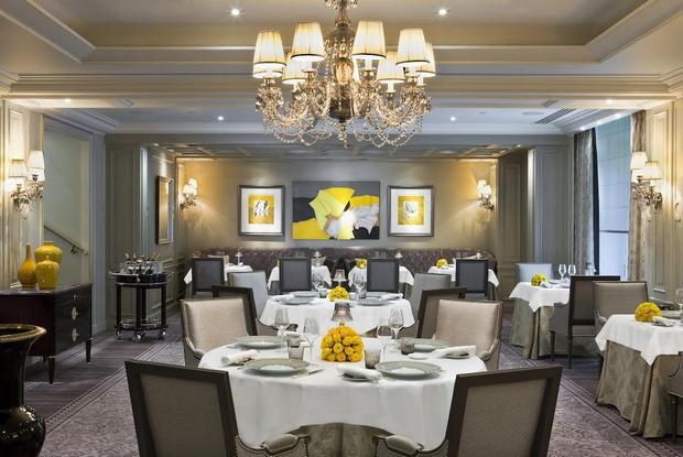 ستحظى بتجربة طعام مميزة في فندق شانغريلا باريس