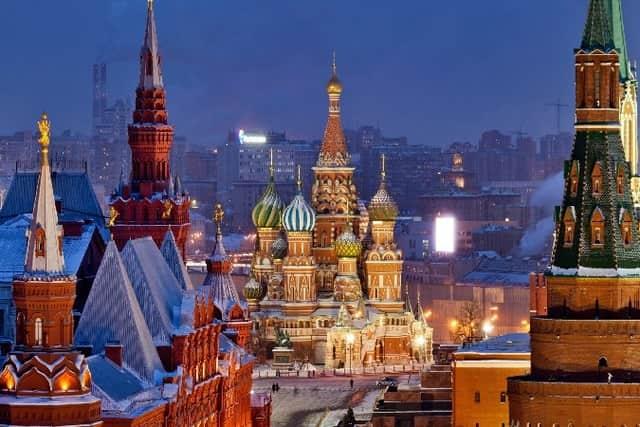 مبنى الكرملين،موسكو