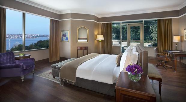 فندق الريتز كارلتون في اسطنبول