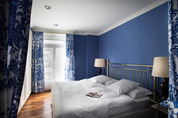 غرف مريحة متوفرة في موقع فندق فكتوريا انترلاكن