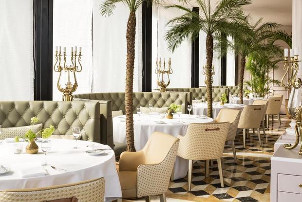 تجربة طعام استثنائية في فندق فيكتوريا في انترلاكن