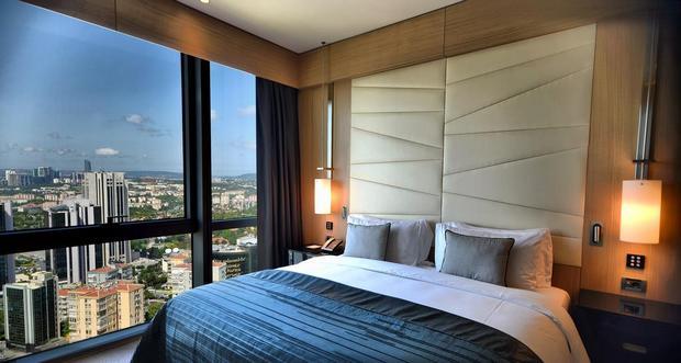 فندق ويندهام اسطنبول ليفنت