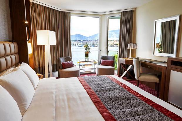 فندق كمبينسكي جنيف
