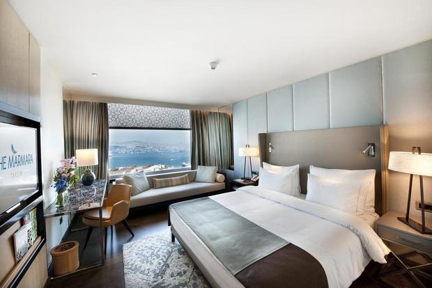 فندق مرمرة اسطنبول تقسيم