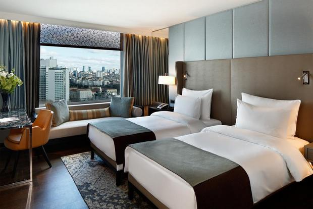 فندق مرمرة تقسيم اسطنبول