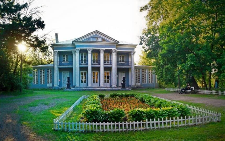 حديقة نيسكوشني من افضل اماكن السياحة في موسكو