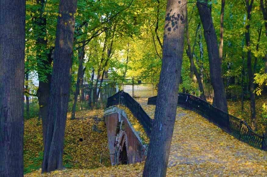 حديقة نيسكوشن موسكو