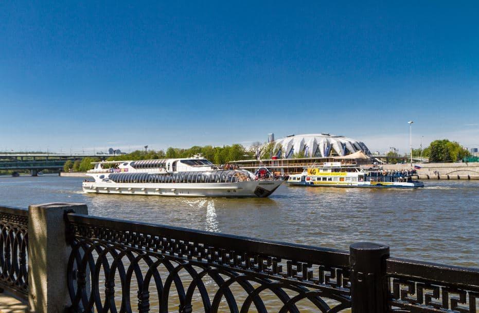 حديقة نيسكوشني من اهم الاماكن السياحية في موسكو
