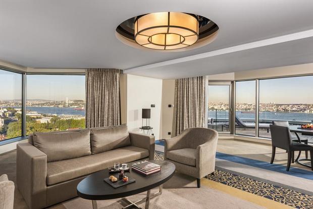 فندق سويس اوتيل البسفور