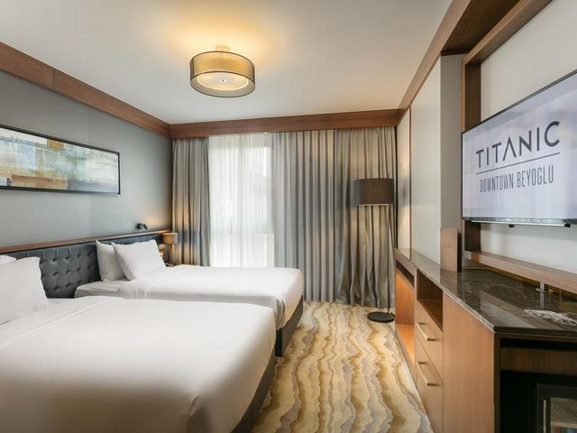 فنادق تايتنك اسطنبول