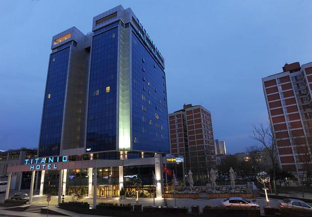 فندق تيتانيك اسطنبول