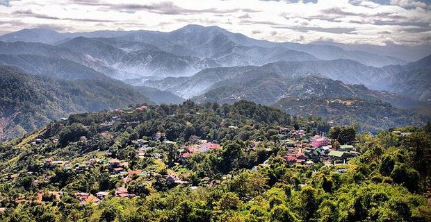 الاماكن السياحية في الفلبين مدينة باجيو