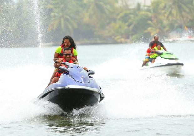 شاطئ بنتوته من افضل اماكن السياحة في سريلانكا