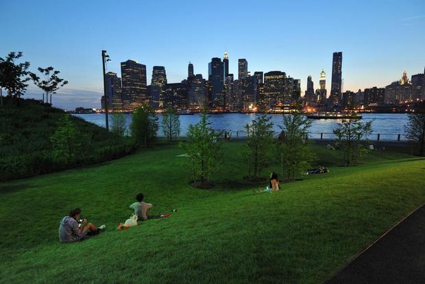السياحة في امريكا نيويورك
