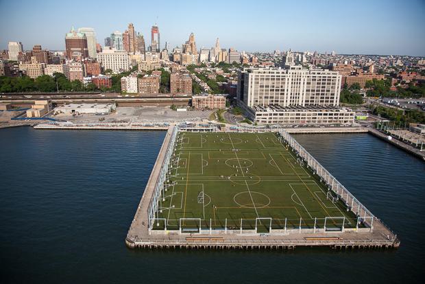 حديقة جسر بروكلين من اجمل اماكن السياحة في امريكا