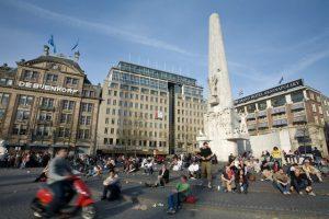 ساحة دام في امستردام