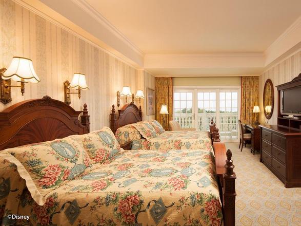 فندق ديزني لاند هونج كونج