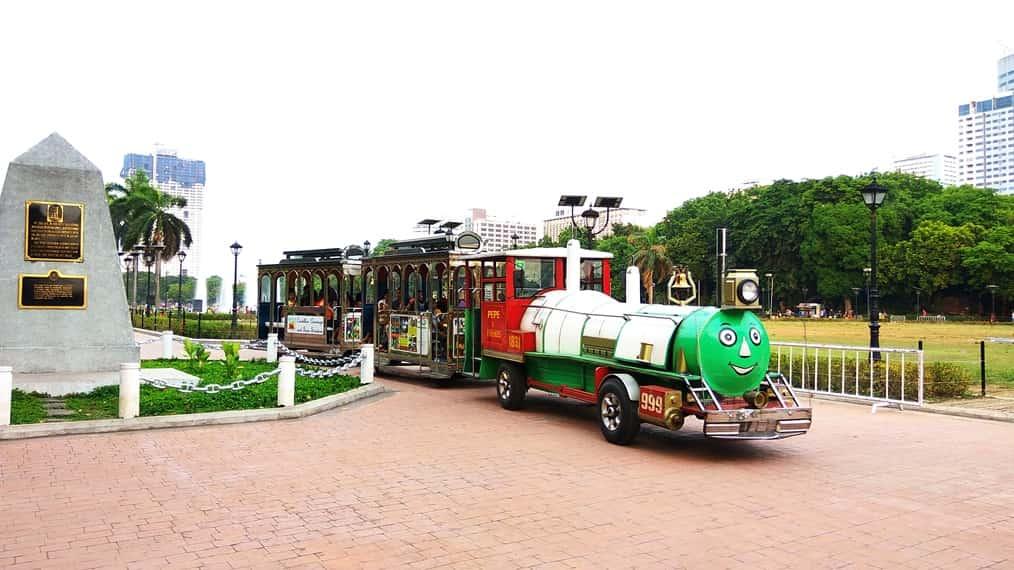 حديقة ريزال من اجمل اماكن السياحة في الفلبين مانيلا