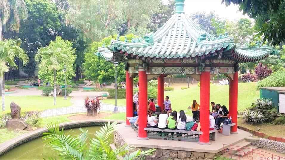 حديقة ريزال من اجمل اماكن السياحة في مانيلا الفلبين