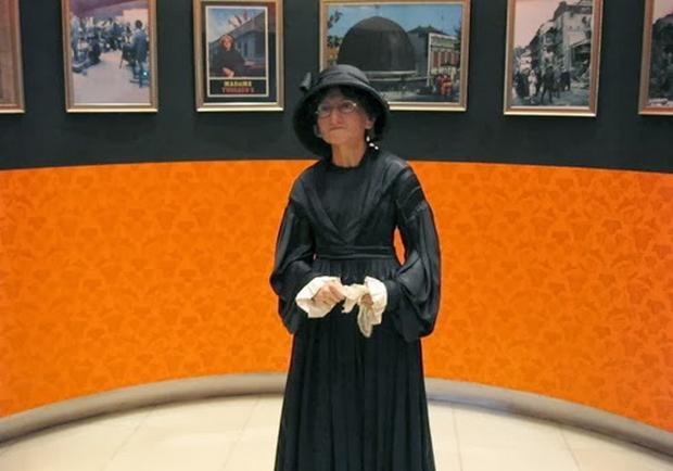 متحف الشمع من افضل اماكن السياحة في واشنطن امريكا