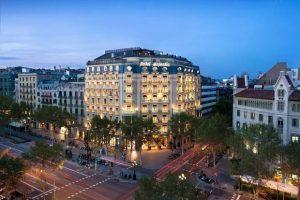 فندق ماجستيك برشلونة