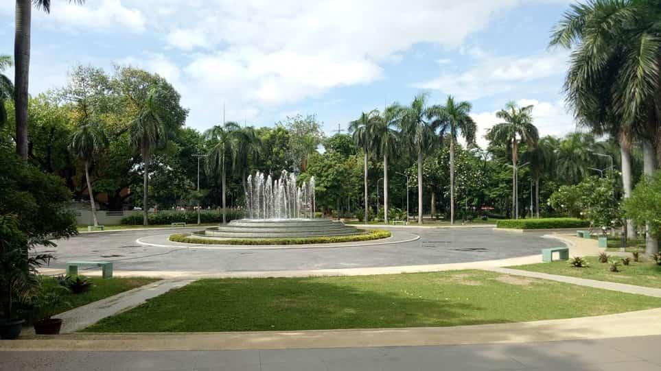 منتزه ميهان من اجمل اماكن السياحة في مانيلا الفلبين