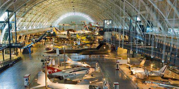 متحف الطيران والفضاء الوطني في واشنطن