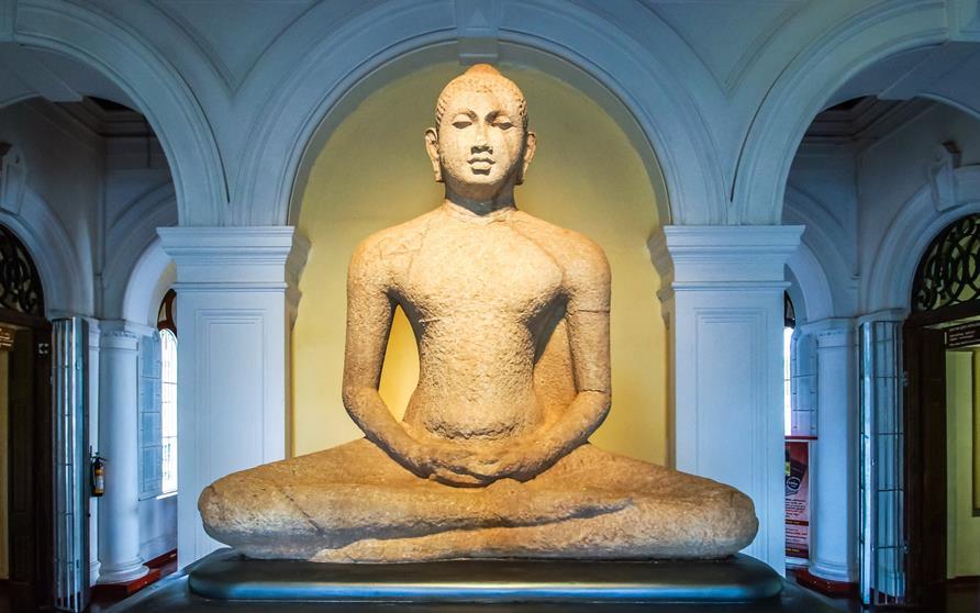 متحف كولومبو الوطني سريلانكا