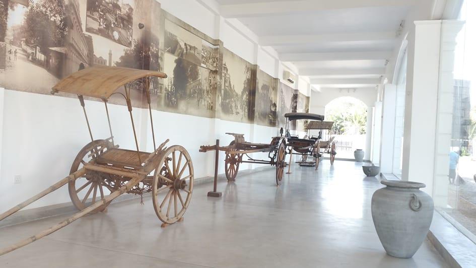 متحف كولومبو الوطني من اهم اماكن السياحة في كولومبو سريلانكا