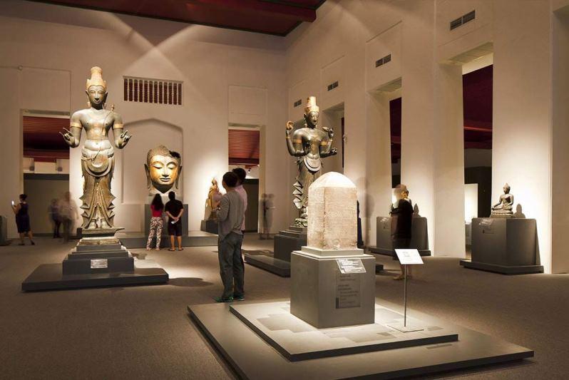 متحف كولومبو الوطني بسريلانكا - السياحة في كولومبو