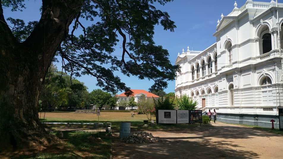 متحف كولومبو الوطني في سريلانكا