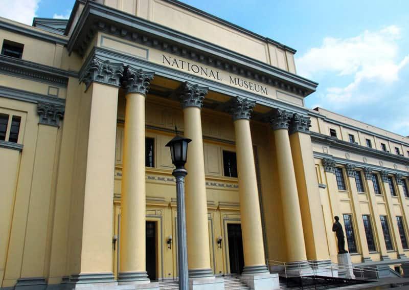 المتحف الوطني الفلبيني - من اجمل اماكن السياحة في مانيلا