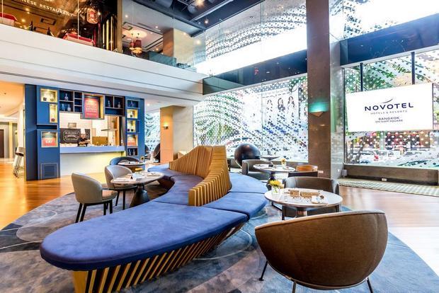 فندق نوفوتيل سيام سكوير بانكوك