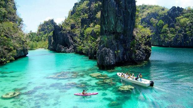 السياحة في الفلبين جزيرة بالاوان