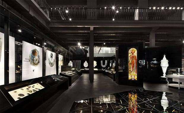 متحف شنغهاي من اشهر اماكن السياحة في الصين