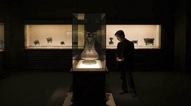 متحف شنغهاي الصين