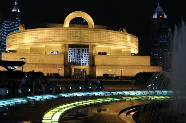 السياحة في شنغهاي - متحف شنغهاي