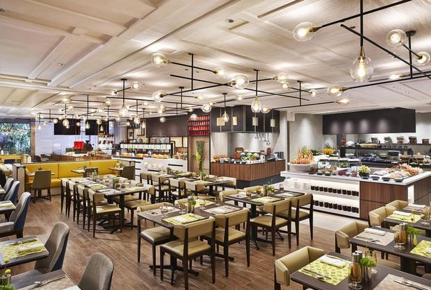 يضم فندق شانغريلا في كوالالمبور 5 مطاعم مُتنوّعة.
