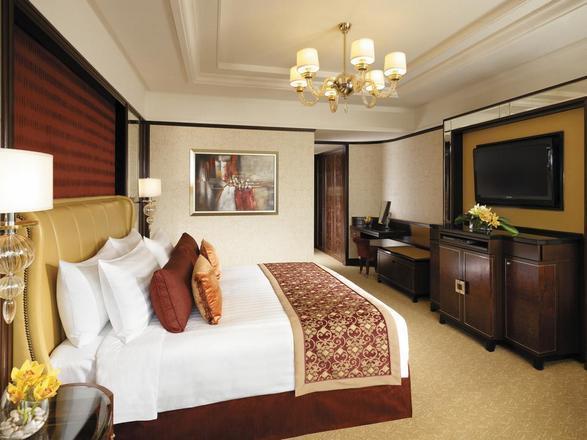 أما موقع فندق شانغريلا كوالالمبور فهو ميزته الأهم كونه يقع في وسط المدينة.