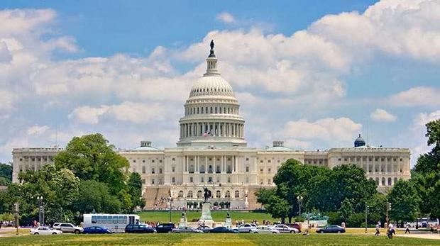 مبنى الكابيتول واشنطن