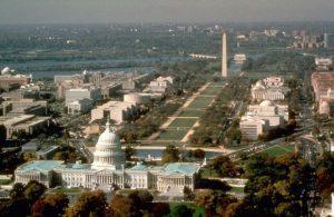 منتزه ناشيونال مول في مدينة واشنطن