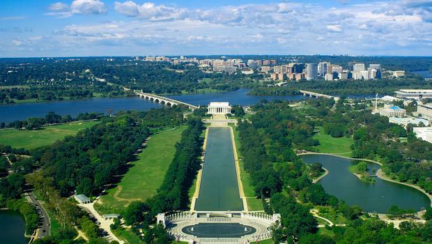 منتزه ناشيونال مول من اهم اماكن السياحة في واشنطن