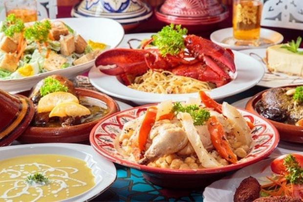 مطاعم حلال في هونج كونج