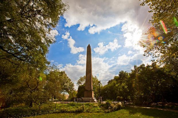 حديقة نيويورك