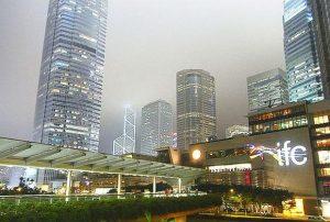 التسوق في هونج كونج